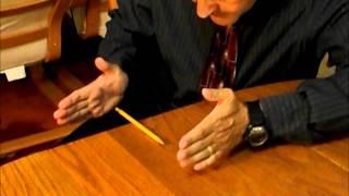 Magic Trick #1: The Magic Pencil