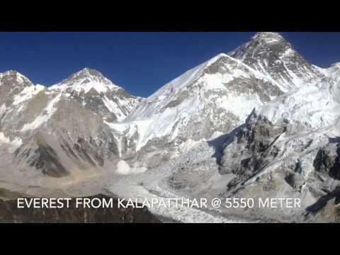 Gokyo-Everest Base Camp Trek