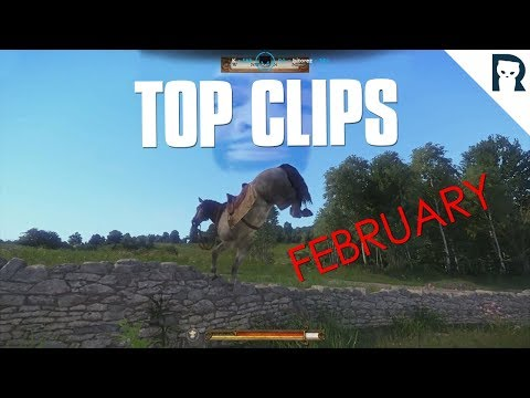 Top Clips of February 2018 - Lirik Stream Highlights #65