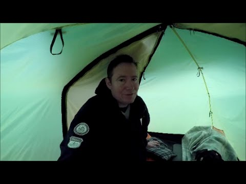 Hilleberg tents, the best there is, Firebox Nano Stove Review