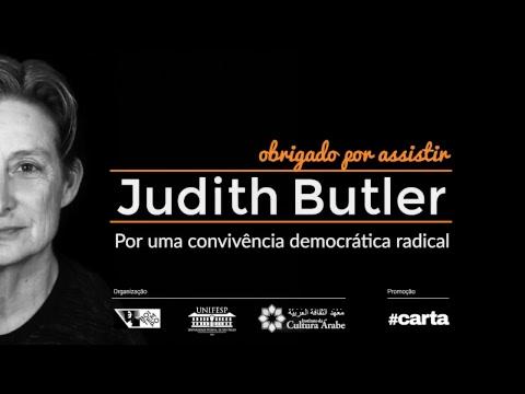 #Aovivo: Judith Butler: Por uma convivência democrática radical