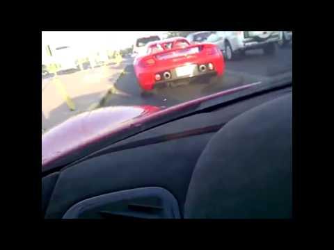 Paul Walker 3 mint before his car crash 11/30/2013