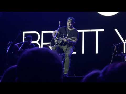 Brett Young, Hallelujah @ The O2 Arena 10:10:2017