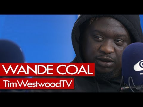 Wande Coal on Lagos, Mo' Hits, Fela Kuti, 2Face, Burna Boy, UK - Westwood