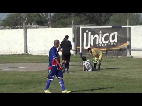 TFC2016_FECHA1 - LOS DORADOS (3) vs BARRIO ADELA (1)