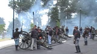 Cannon Firing Ceremony @ Gettysburg 150th