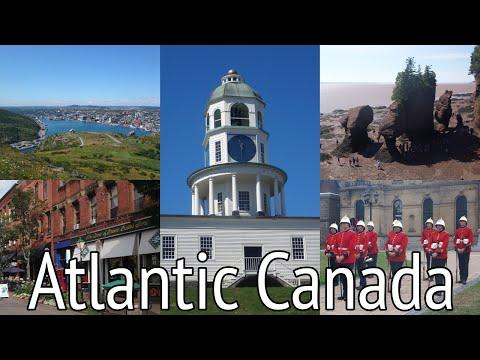 Atlantic Canada | St. John's, NL / Halifax, NS / Charlottetown, PEI / Moncton, NB / Fredericton, NB