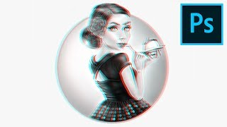 How to Apply a 3D Anaglyph Effect in Photoshop