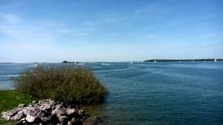 Lac du Der, mai 2015, côté Port de Giffaumont
