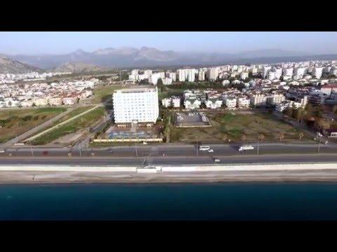 2016 Antalya Konyaaltı Havadan Çekimi HD