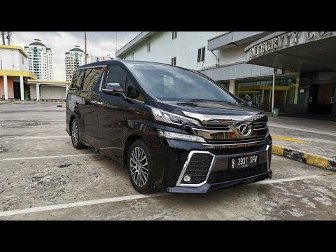 For Sale : Toyota Vellfire Tahun 2015