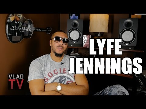 Lyfe Jennings on 1st Album Going Platinum But Still Having Prison Mentality