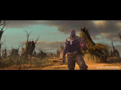Thanos Shrek Meme