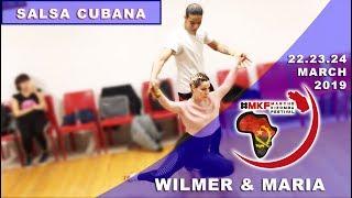 WILMER & MARIA [Salsa Cubana] ✦ MKF 2019 ✦