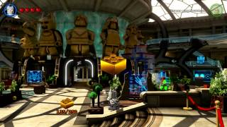 LEGO Batman 3: Beyond Gotham - Superboy Gameplay and Unlock Location