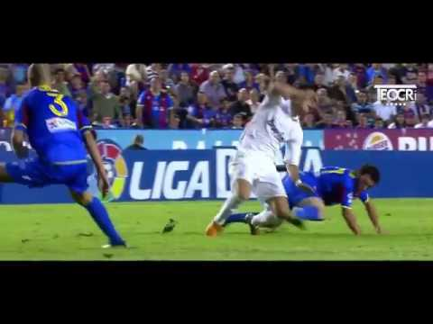 Ronaldo & Messi - The Most Hated● Horror Fouls/Tackles |HD|