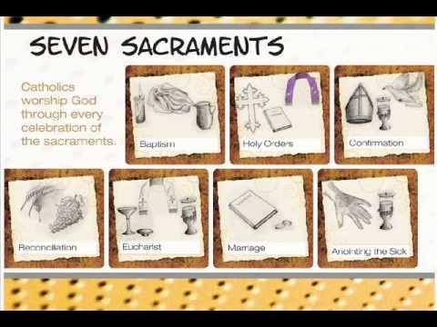 Seven Sacraments - YouTube