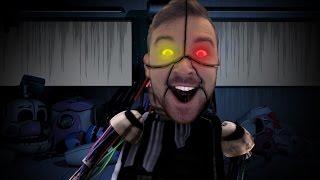 Я - АНИМАТРОНИК - Five Nights at Freddy's: Sister Location #4