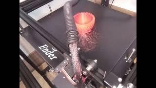 또또랩 3D 프린터 레이어 쌓기 영상