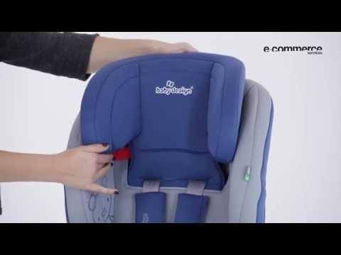 Www.easyshop.by Baby Design Bento купить автокресло
