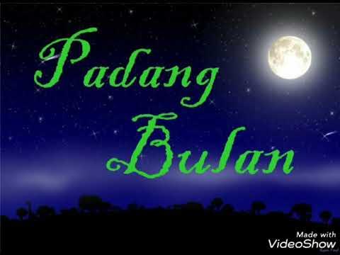 Lagu Daerah Jawa Tengah, Padang Bulan