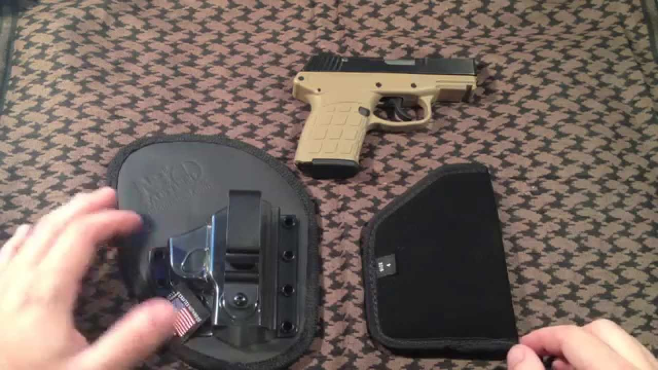 Holsters for the Kel Tec PF9