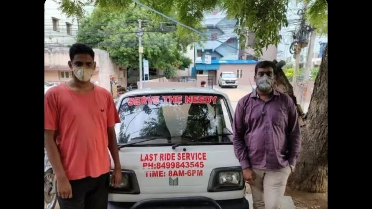 Free Ambulance services for covid patients in Hyderabad | Siasat English Express @ 3:30pm