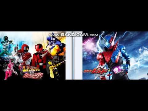 24 Oras vs. TV Patrol Theme Song against Super Sentai and Kamen Rider 2018