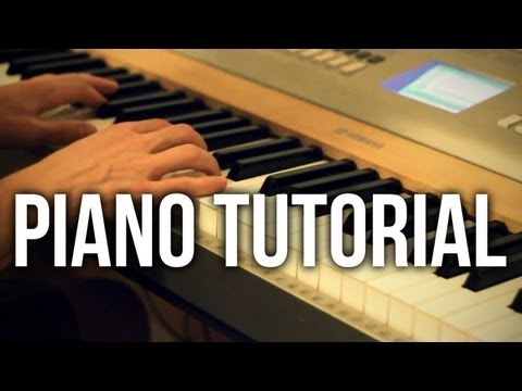Piano Tutorial: Composing with Ostinatos