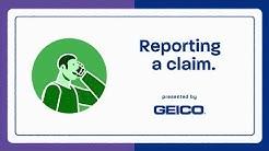 How to Report a Claim - GEICO