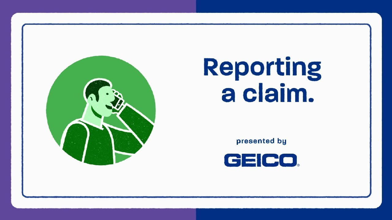 How To Report A Car Accident Insurance Claim Online Geico