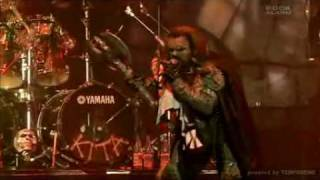 Lordi - Hard rock hallelujah (Live Wacken 2008)