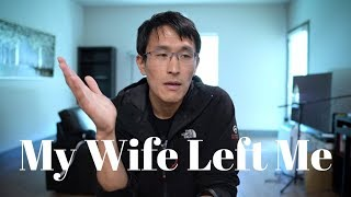 My Wife Left Me  #TechLead - My Honest Opinion