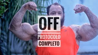 OFF DO MARCAO PROTOCOLO COMPLETO - NO brain NO gain