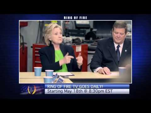 Farron Cousins on Hillary Clinton's new found populist message