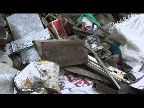 Kenya e-waste recyclers turn trash into cash