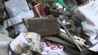 Kenya e-waste recyclers turn trash into cash
