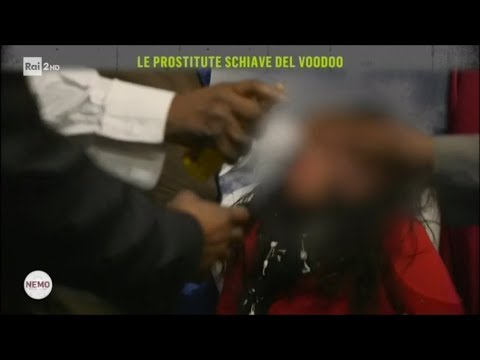 Le prostitute schiave del voodoo - Nemo - Nessuno Escluso 27/04/2018