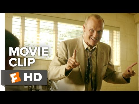 The Founder Movie CLIP - The New American Church (2017) - Michael Keaton Movie