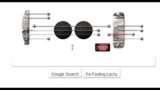 Google Doodle Guitar   Les Paul