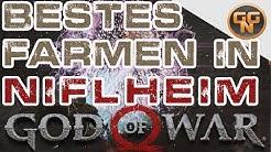 God of War Guide: Dunkelheit und Nebel Trophäe - So meistert ihr Niflheim Ivaldis Werkstatt