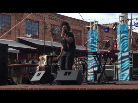 Reggie Watts   MOOGFEST 2016 Performance   Part 1