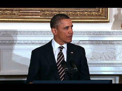 President Obama Speaks to National Governors Association