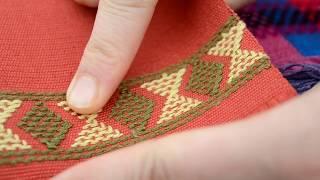 bordados artesanales de zinacantan chiapas explicacin artificia