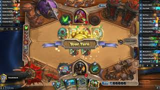[Hearthstone] Bug!! Blizzard pls fix Charged Devilsuar. Give me my star back! (3:10 for bug)