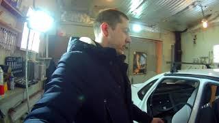 Кузовний ремонт Лада Гранта частина 1