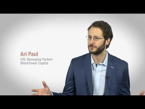 The Future of Investing In Cryptocurrency, Ari Paul
