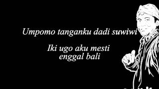 Download lagu Didi Kempot Layang Kangen Lyric Campursari Mp3