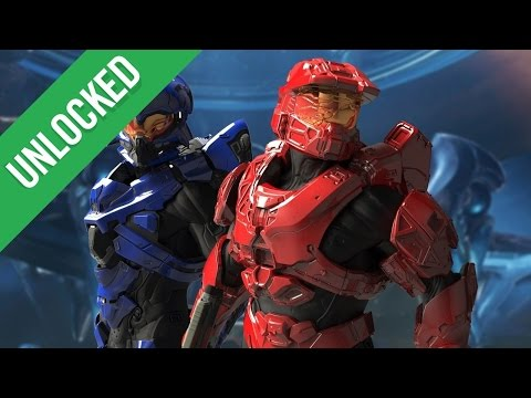 Halo 5 Drops the Mic and Major Nelson Stops By - Unlocked 234
