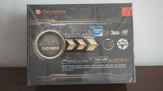 thermaltake Smart SE 630W PSU Unboxing for Gaming PC